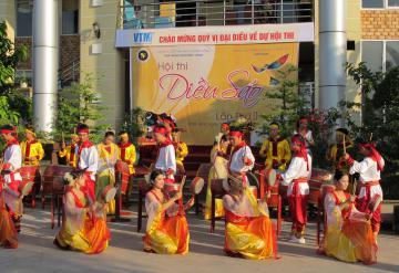 Vtmstone Hân Hạnh Tài Trợ Hội Thi Diều Sáo Lần Thứ 2 Tổ Chức Tại Nam Định